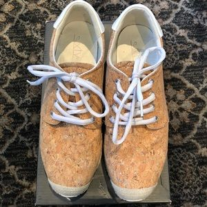 Sixtyseven Shoes - Cork Sneakers by Sixty Seven From Anthropologie
